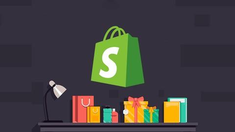 Crea tu Tienda Online en Shopify con Dropshipping - Taller