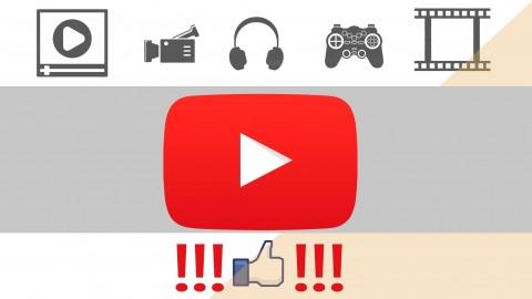 Crea vídeos para Youtube de calidad y gana dinero con ellos