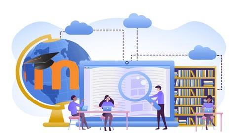 Creación de cursos virtuales con MOODLE