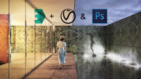 Creación de Imágenes para Arquitectura y Concursos
