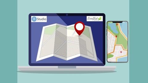 Creación de mapas web con Leaflet y R o Rstudio