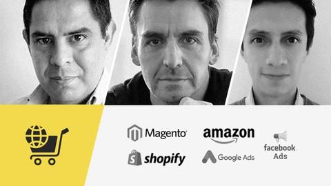 Curso avanzado de eCommerce I Facebook y Google Ads I Amazon