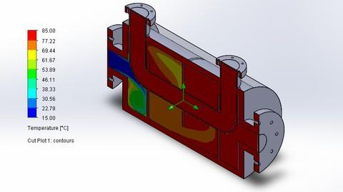 Curso Avanzado de Simulación en SolidWorks Flow Simulation