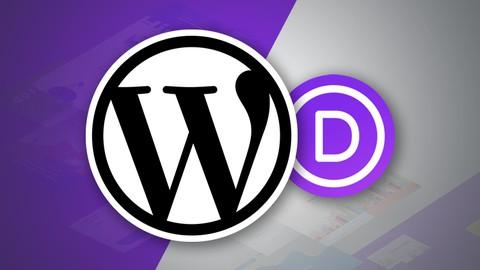 Curso Completo de WordPress + Divi, ¡Desde 0 Hasta Experto!