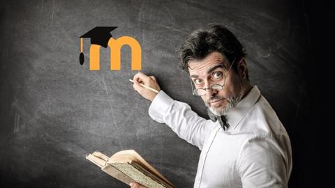 Curso Completo para Impartir Clases en Moodle.