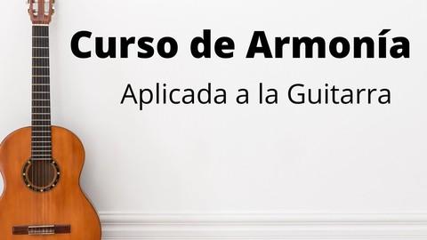 Curso de Armonía aplicada a la Guitarra