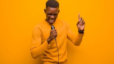 Curso de canto especializado en canto afroamericano.