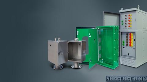 Curso de Chapa Metalica en SolidWorks (creación de gabinetes y cajas eléctricas)
