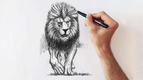CURSO DE DIBUJO - Cuando el Dibujo Creativo supera al Arte