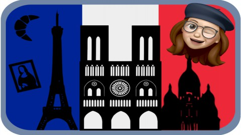 Curso de Francés Básico 1 - Para Todas las Edades