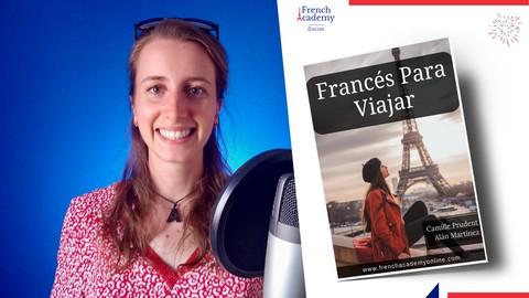 Curso De Francés Para Viajar: Videos + eBook PDF + Audio MP3
