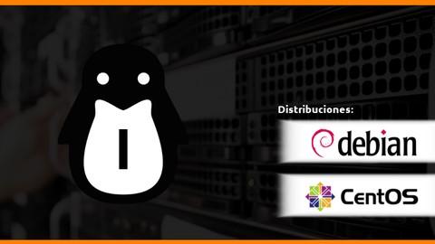 Curso de GNU/Linux con CentOS y Debian (I - Gestión y Admin)