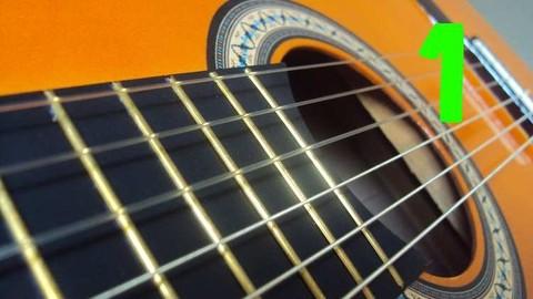 Curso de Guitarra desde cero a profesional (Nivel 1)