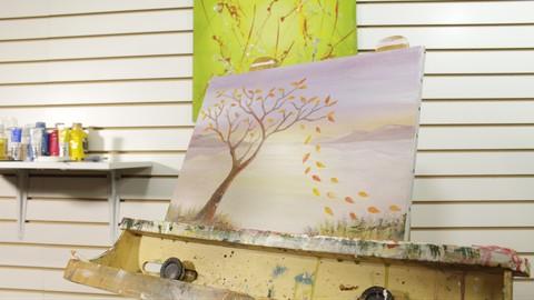 Curso de Pintura: Paisaje Rápido