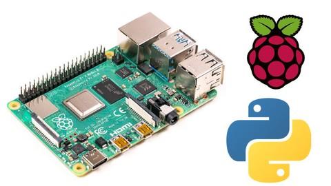 Curso de Raspberry Pi 4 Model B con Python, IoT y Domotica.