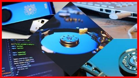 Curso de Reparación de Discos Duros y Recuperación de Datos