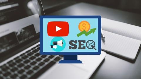 Curso de SEO en YouTube y Marketing Digital - Estrategias