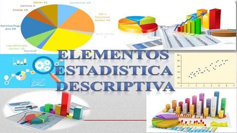 Curso Elementos de Estadística Descriptiva