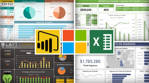 Curso Excel y Power BI – Análisis y Visualización de Datos