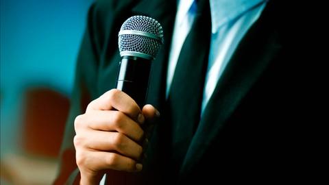 Curso inicial de oratoria y hablar en público con eficacia