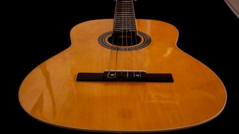 Curso Integral de Guitarra Clasica Nivel 1