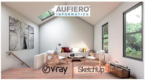 Curso Integral de V-Ray para SketchUp