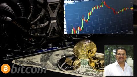 Curso intermedio en Criptomonedas y Trading: Bitcoin ETH TRX