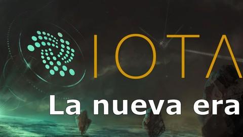 Curso IOTA : La evolución del Bitcoin y Blockchain