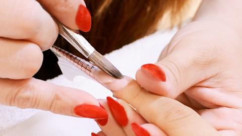 Curso uñas acrílicas [Certificado]