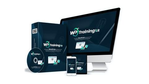 "Curso ""WordPress Training Kit""."