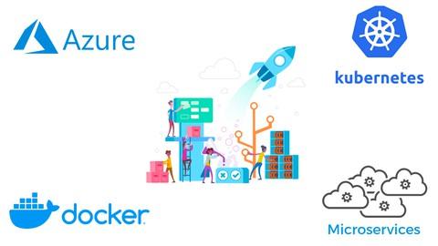 DevOps y Docker Kubernetes Microservice y Azure - NET Core 5