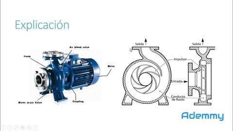 Dimensionamiento de bombas centrifugas