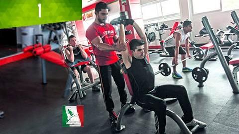 Diplomado en Instructor Especializado en Fitness Modulo 1
