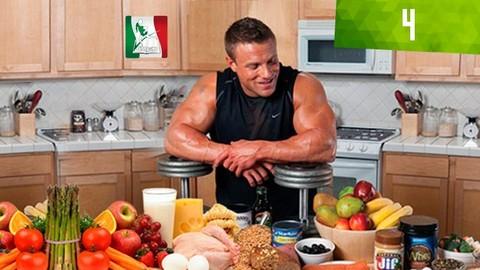 Diplomado Nutrición Aplicada al Culturismo y Deporte Mod. 4