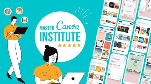 Diseñar en CANVA 2021 desde CERO (MasterCanva Institute)