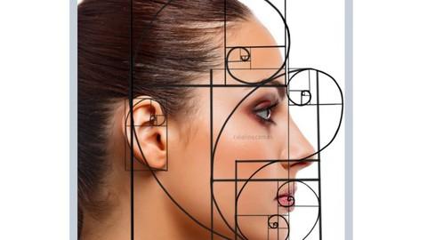 Diseño de cejas geométrico para microblading