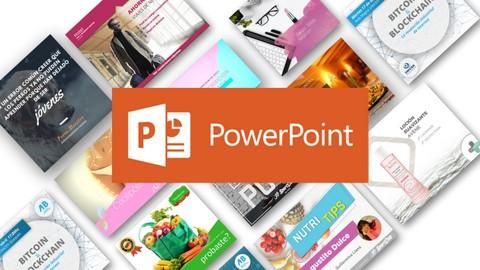 Diseño en Powerpoint para Facebook, Instagram y otras redes