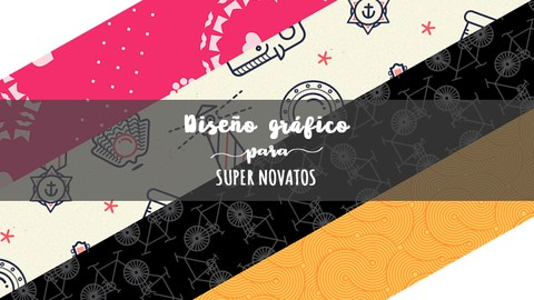 Diseño gráfico para SUPER NOVATOS