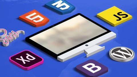 Diseño Web Profesional El Curso Completo, Práctico y desde 0