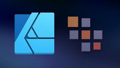 Domina Affinity Designer / Persona Pixel