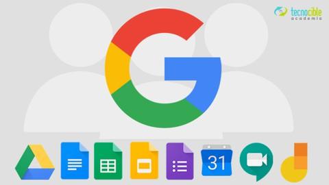 Domina las Herramientas de Google para Trabajar en Equipo