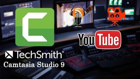 Dominando la Edición de Vídeo con Camtasia Studio 9