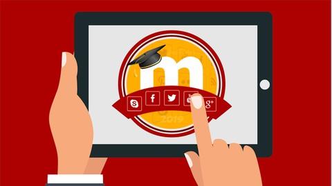 Dominando Moodle 2020: Aulas virtuales desde cero