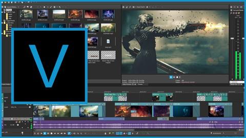 Edición de Vídeo con Vegas Pro 17 · 2020