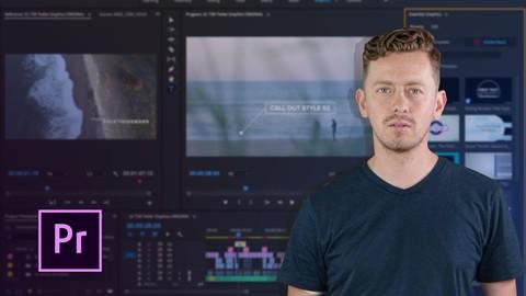 Edición de Vídeo: Conviértete en experto con Adobe Premiere