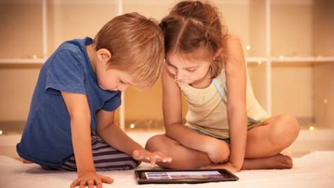 El cerebro de los niños y la tecnología