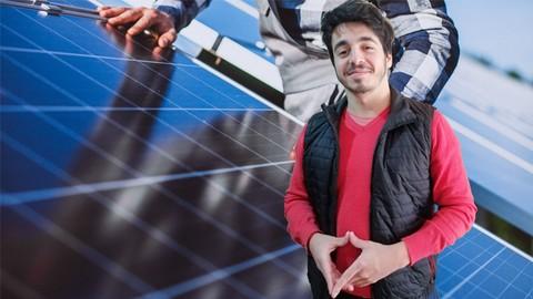 Energía Solar.Básico a avanzado.Diseño Sistema Fotovoltaico