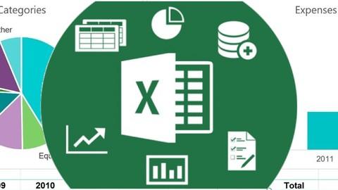 Excel 2016 2019 y 365 básico, intermedio y avanzado Act 2021