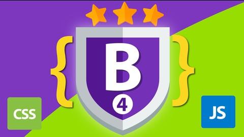 Experto en Bootstrap 4 en 7 días (Crea un sitio web real)