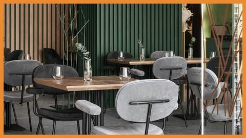 EXPERTO en Diseño de Restaurantes, Bares y Cafeterías.